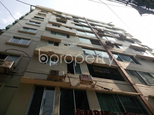 Front view - 2 Bed Apartment for Sale in Motijheel, Dhaka - 1854021