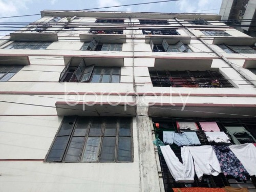 Outside view - 2 Bed Apartment to Rent in Ibrahimpur, Dhaka - 1854123