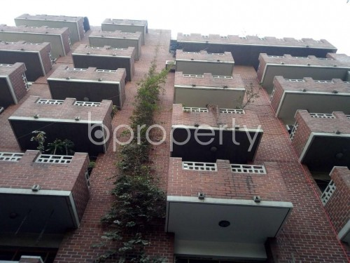 Front view - 3 Bed Apartment for Sale in Tejgaon, Dhaka - 1854243