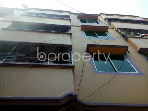 Front view - 1 Bed Apartment to Rent in Mohakhali, Dhaka - 1854325