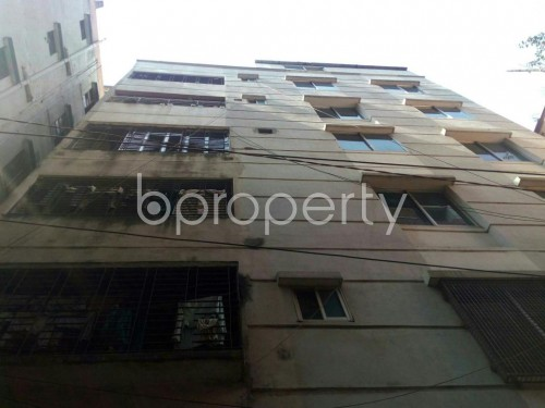 Front view - 2 Bed Apartment to Rent in Mohakhali, Dhaka - 1854442