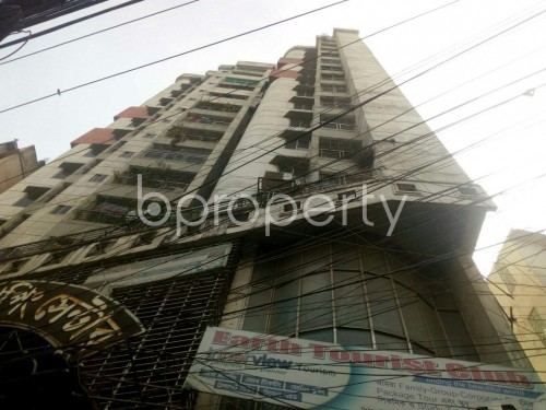 Front view - 2 Bed Apartment for Sale in Rampura, Dhaka - 1854512