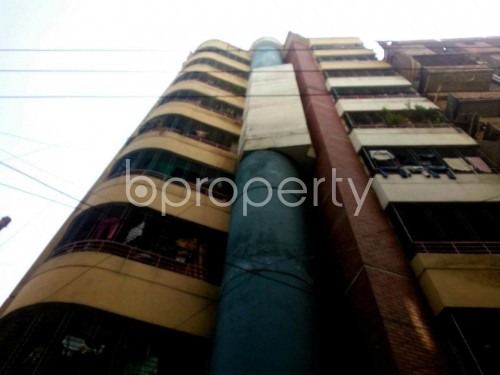 Front view - 3 Bed Apartment to Rent in Mohakhali, Dhaka - 1854581