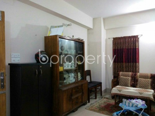 Empty Room - 4 Bed Apartment for Sale in Hazaribag, Dhaka - 1854676