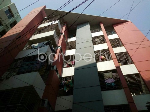 Front view - 2 Bed Apartment for Sale in Hazaribag, Dhaka - 1854702