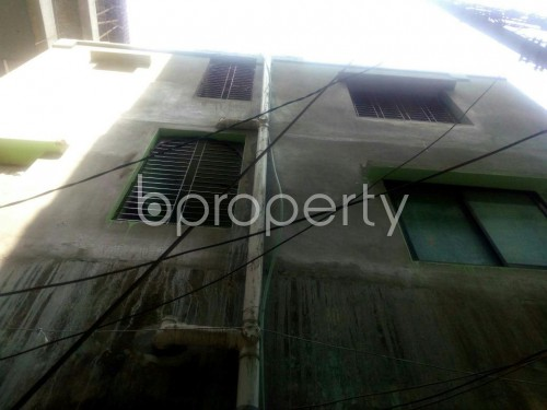 Front view - 1 Bed Apartment to Rent in Mohakhali, Dhaka - 1854823