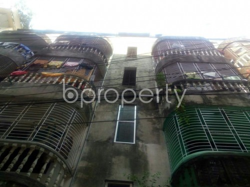 Front view - 1 Bed Apartment to Rent in Mohakhali, Dhaka - 1854826