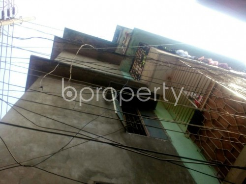Front view - 1 Bed Apartment to Rent in Mohakhali, Dhaka - 1854916