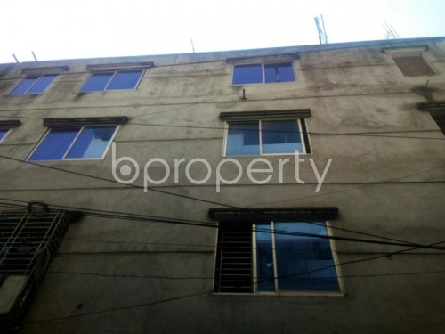 Front view - 1 Bed Apartment to Rent in Mohakhali, Dhaka - 1854917
