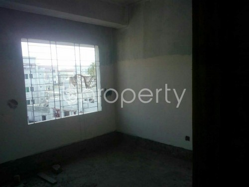 Bedroom - 2 Bed Apartment for Sale in Rampura, Dhaka - 1854883
