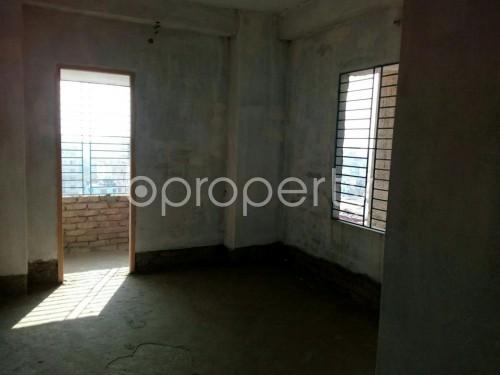 Bedroom - 2 Bed Apartment for Sale in Narayanganj, Narayanganj City - 1854968