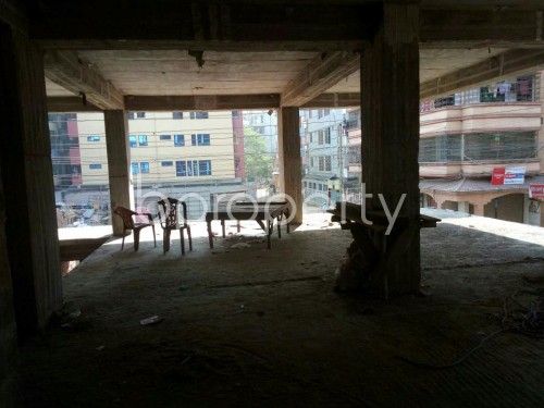 Commercial inside - Office for Sale in Banasree, Dhaka - 1854926