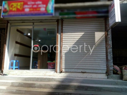 Commercial inside - Shop for Sale in Banasree, Dhaka - 1854927