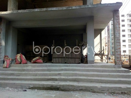 Commercial inside - Shop for Sale in Banasree, Dhaka - 1854928