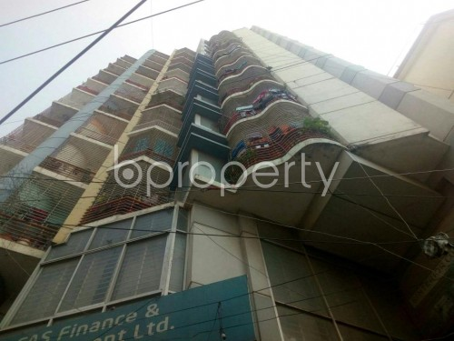 Front view - 2 Bed Apartment for Sale in Rampura, Dhaka - 1854932