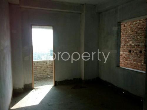 Bedroom - 2 Bed Apartment for Sale in Narayanganj, Narayanganj City - 1855012
