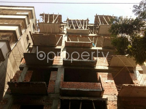 Front view - 4 Bed Apartment for Sale in Banasree, Dhaka - 1854938