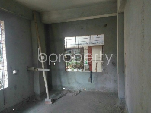 Bedroom - 2 Bed Apartment for Sale in Rampura, Dhaka - 1854875