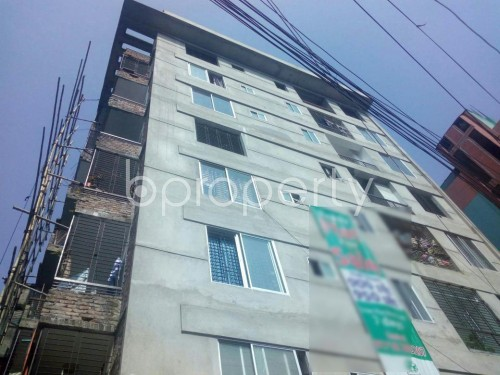 Outside view - 2 Bed Apartment for Sale in Rampura, Dhaka - 1854876