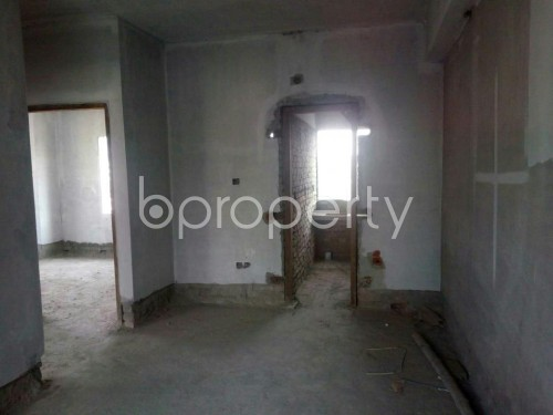 Dining area - 2 Bed Apartment for Sale in Rampura, Dhaka - 1854882