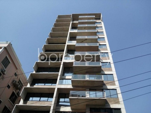 Front view - 3 Bed Apartment for Sale in Gulshan, Dhaka - 1855084