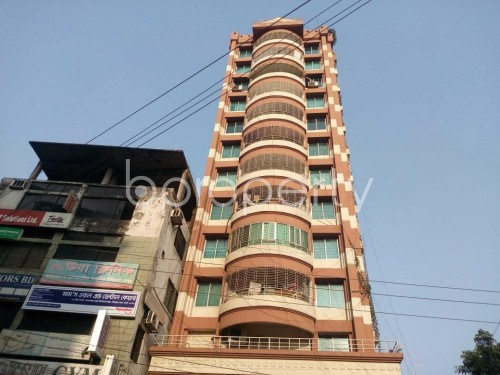 Front view - Office for Sale in Kalabagan, Dhaka - 1855110