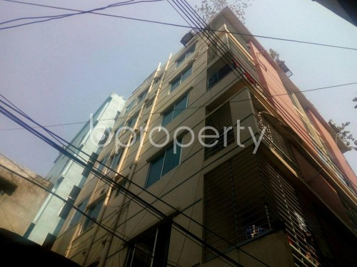 Outside view - 2 Bed Apartment to Rent in Mohakhali, Dhaka - 1854922