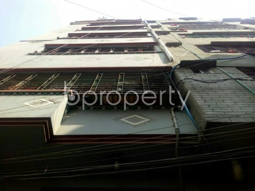 Front view - 1 Bed Apartment to Rent in Mohakhali, Dhaka - 1855105