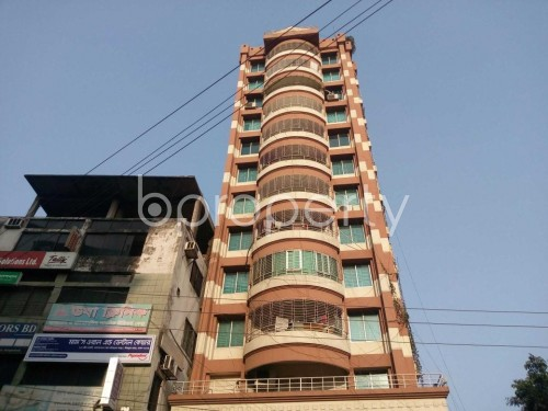 Front view - Office for Sale in Kalabagan, Dhaka - 1855120