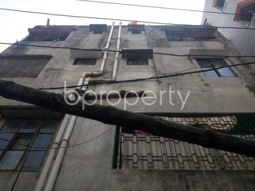 Front view - 2 Bed Apartment to Rent in Kafrul, Dhaka - 1855149