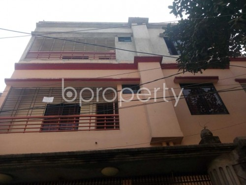 Front view - 2 Bed Apartment to Rent in Ibrahimpur, Dhaka - 1855150