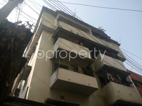 Outside view - 3 Bed Apartment to Rent in Ibrahimpur, Dhaka - 1855156