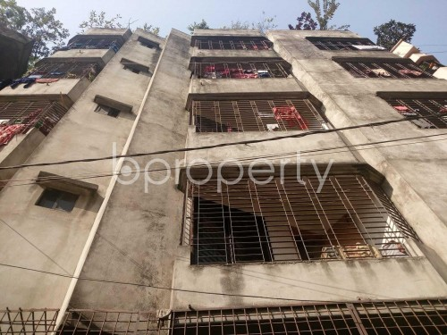 Front view - 2 Bed Apartment to Rent in Ibrahimpur, Dhaka - 1855157