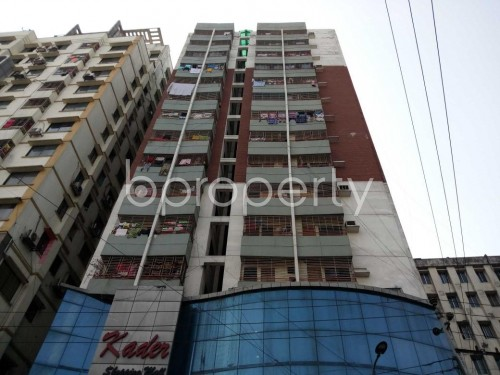 Front view - 3 Bed Apartment for Sale in Sutrapur, Dhaka - 1855174