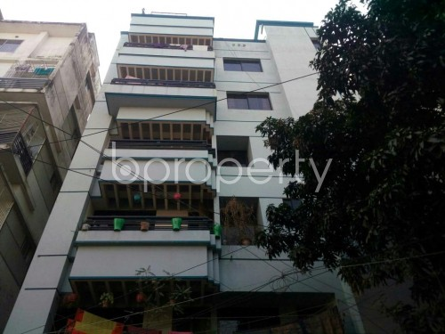 Front view - 2 Bed Apartment to Rent in Uttara, Dhaka - 1855195