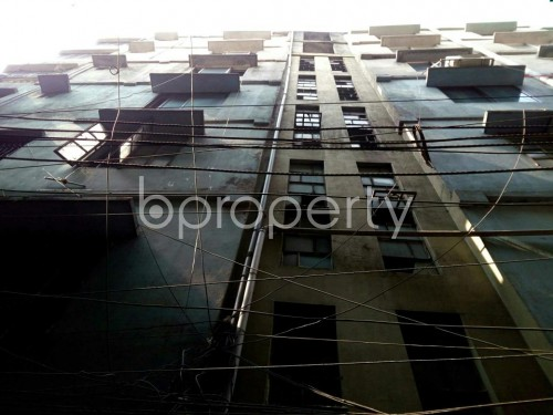 Front view - 1 Bed Apartment to Rent in Mohakhali, Dhaka - 1855327