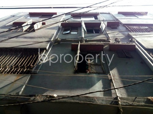 Front view - 2 Bed Apartment to Rent in Mohakhali, Dhaka - 1855341