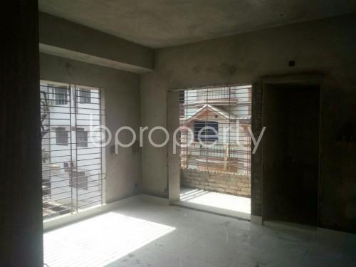 Bedroom - 3 Bed Apartment to Rent in Rampura, Dhaka - 1855349
