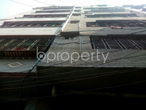 Front view - 1 Bed Apartment to Rent in Mohakhali, Dhaka - 1855414