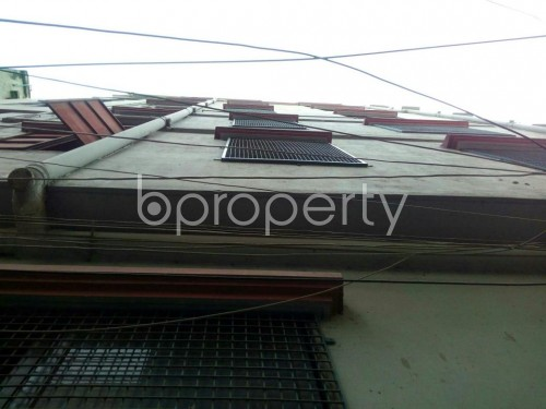 Front view - 1 Bed Apartment to Rent in Mohakhali, Dhaka - 1855423