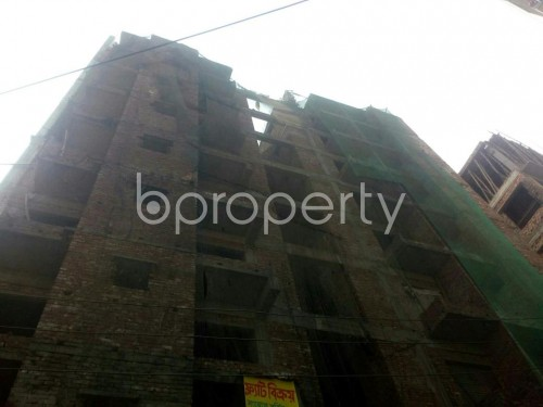 Outside view - 2 Bed Apartment for Sale in Rampura, Dhaka - 1855361