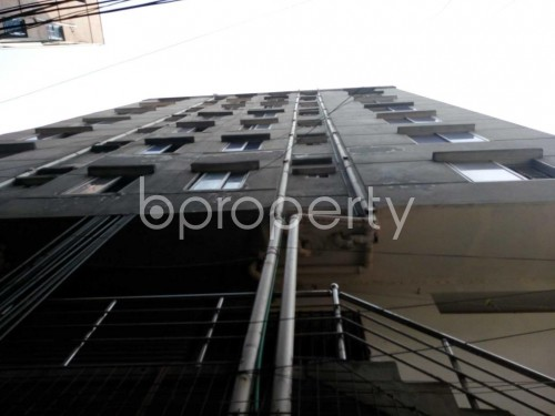 Front view - 2 Bed Apartment to Rent in Mugdapara, Dhaka - 1855442