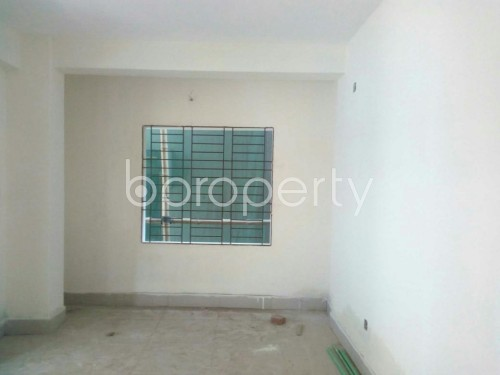 Bedroom - 3 Bed Apartment for Sale in Rampura, Dhaka - 1855363
