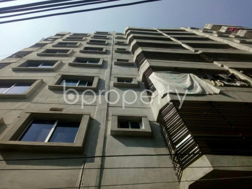 Front view - 3 Bed Apartment to Rent in Rampura, Dhaka - 1855444