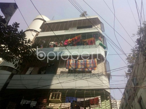 Front view - 2 Bed Apartment to Rent in Rampura, Dhaka - 1855445