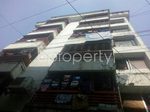 Front view - 2 Bed Apartment to Rent in Rampura, Dhaka - 1855446