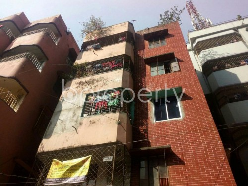 Front view - 2 Bed Apartment to Rent in Mohakhali, Dhaka - 1855478
