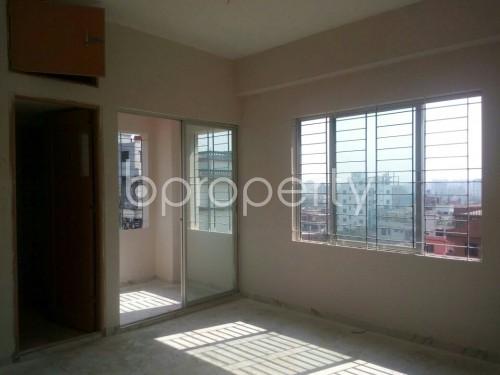 Bedroom - 3 Bed Apartment for Sale in Dakshin Khan, Dhaka - 1855359