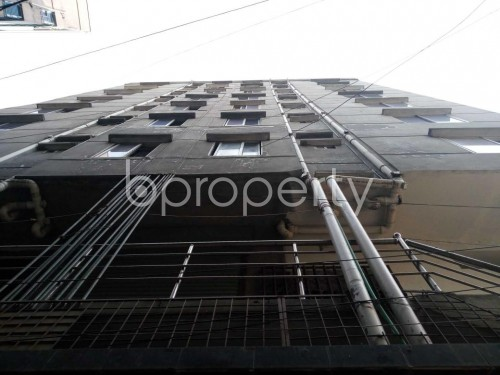 Front view - 2 Bed Apartment to Rent in Mugdapara, Dhaka - 1855524