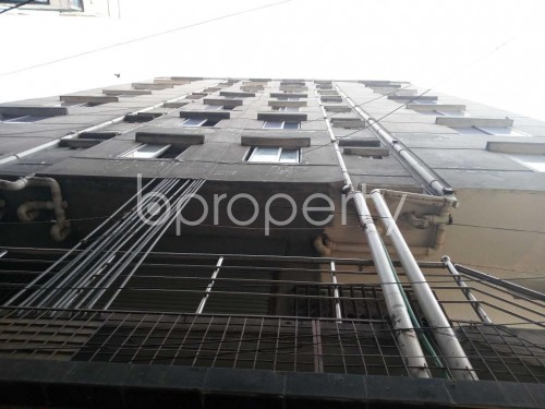 Front view - 2 Bed Apartment to Rent in Mugdapara, Dhaka - 1855551